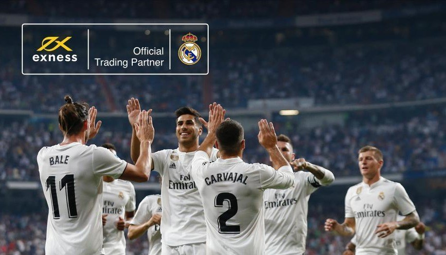 Exness Real Madrid