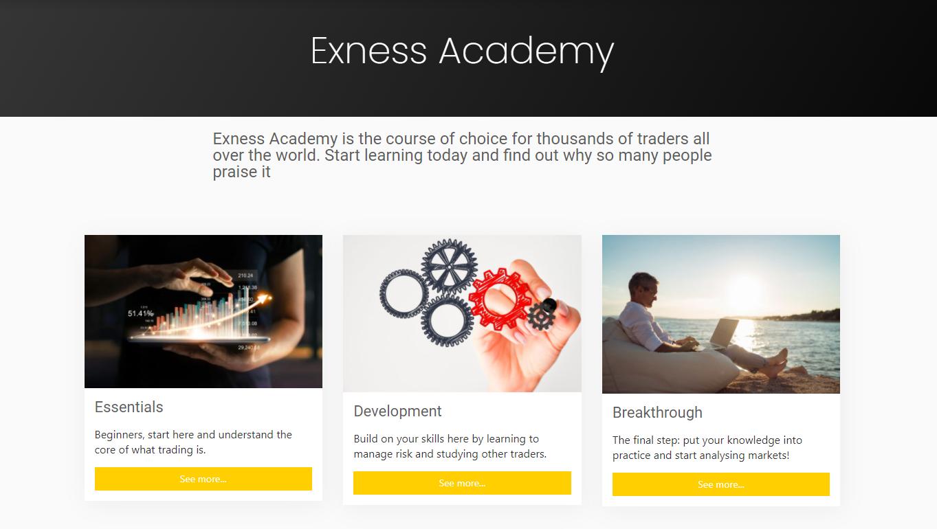 Exness Academy
