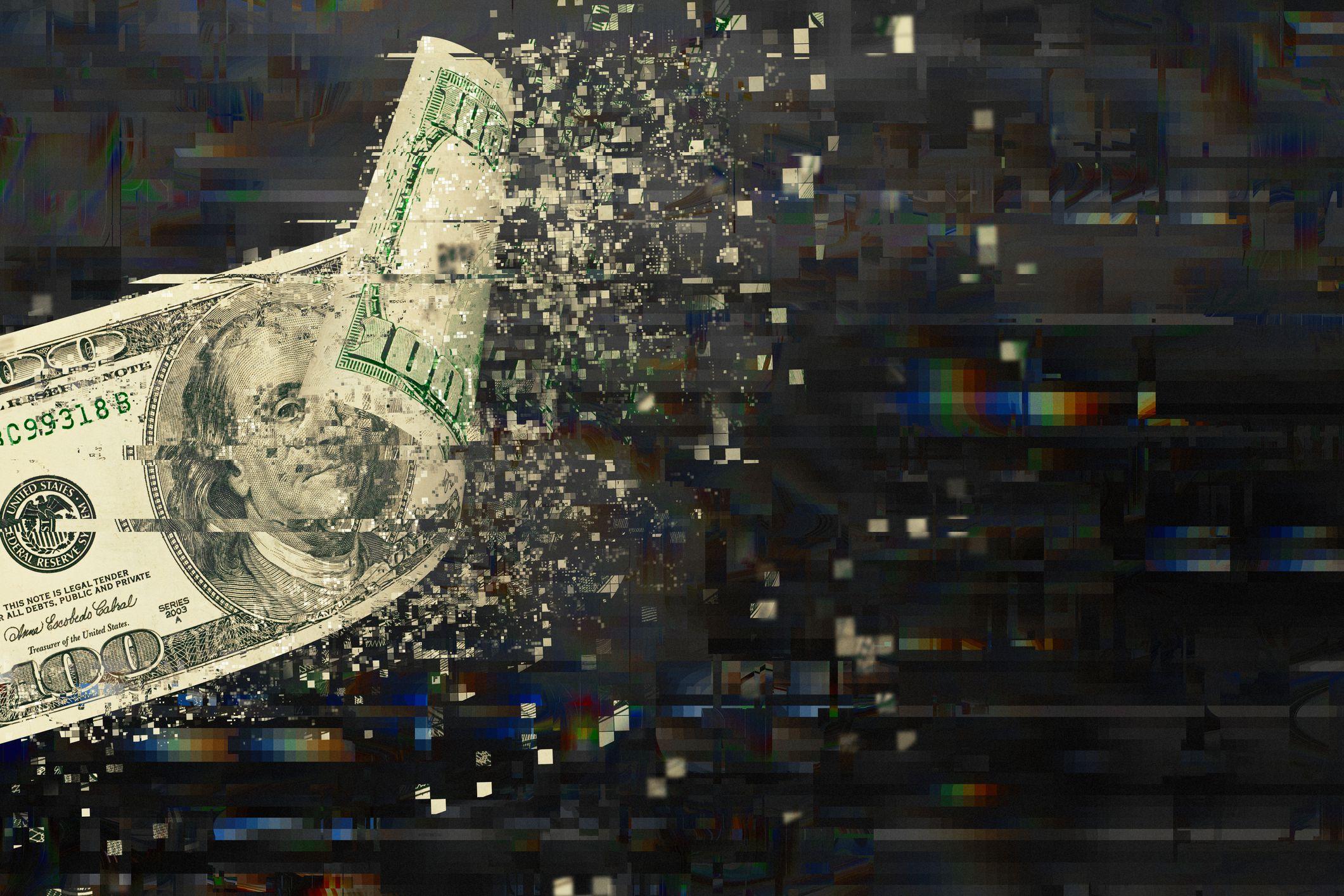 Virtual-money