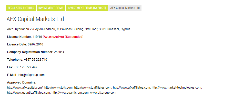 AFX-Capital-Markets-CySEC-Entry